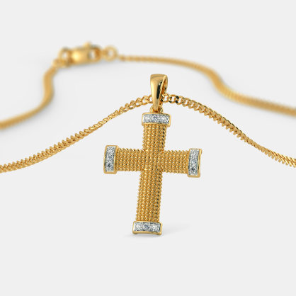 The Albert Cross Pendant