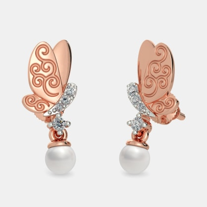 The Adriana Buterfly Earrings