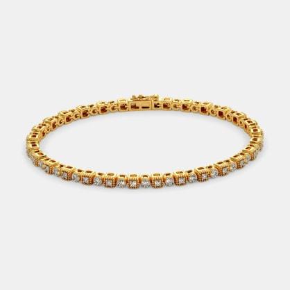 The Mayari Tennis Bracelet