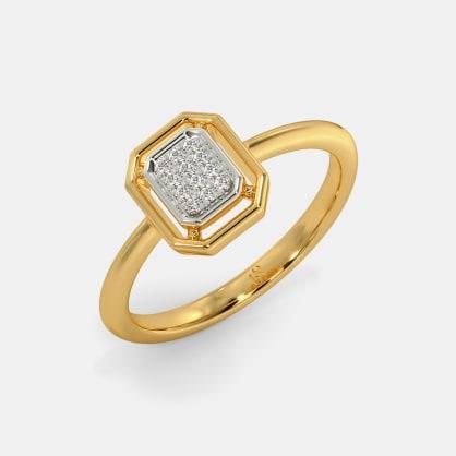 The Ichiro Pave Ring