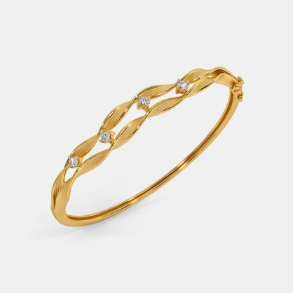The Afzaa Oval Bangle