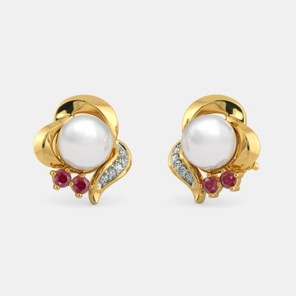 The Kairavi Stud Earrings