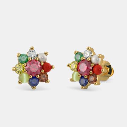 The Pushpanjali Earrings