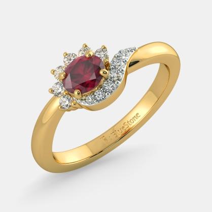 The Flowerona Ring