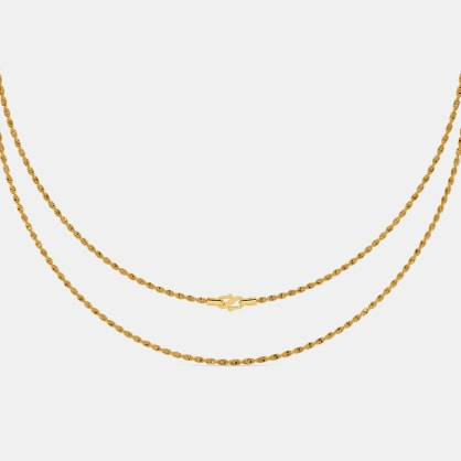 The Kaylee Gold Chain