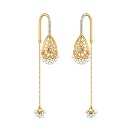 The Dewy Pearl Earrings