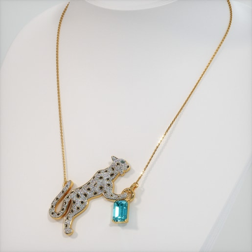 The Leopard Necklace