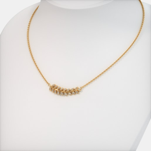 The Inez Bar Necklace