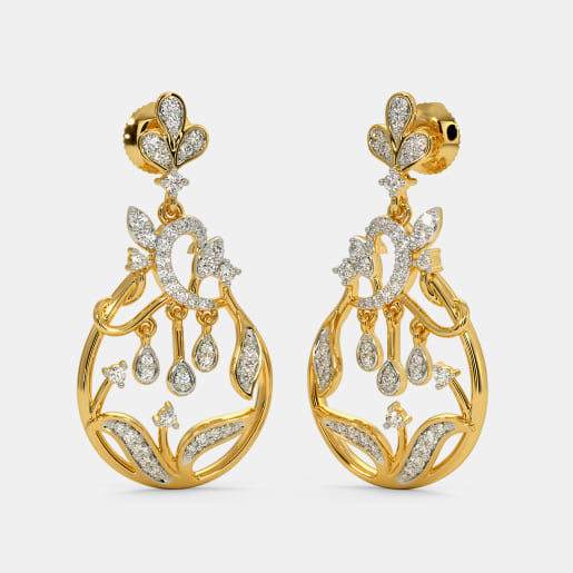 The Leonie Drop Earrings