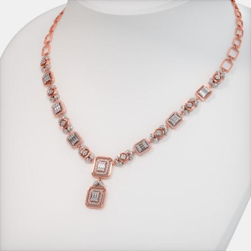 The Amalita Bridal Necklace