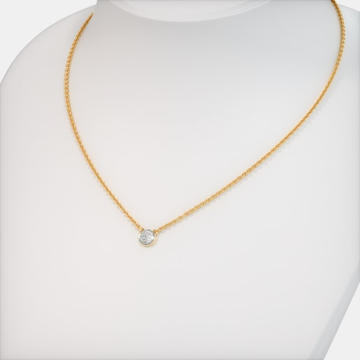 The Yael Pave Necklace
