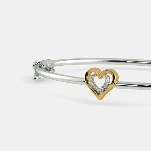 The Aimee Oval Bangle