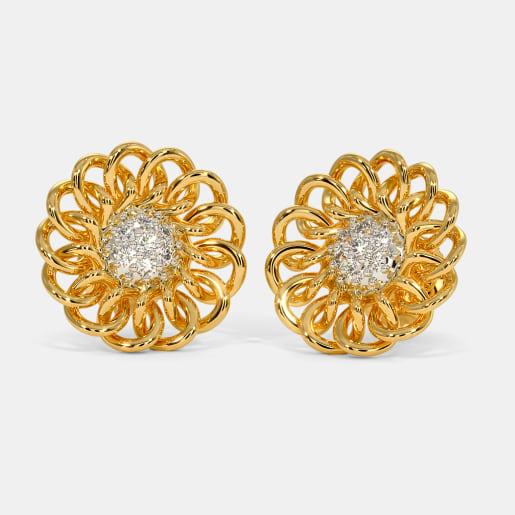 The Dhyeya Stud Earrings
