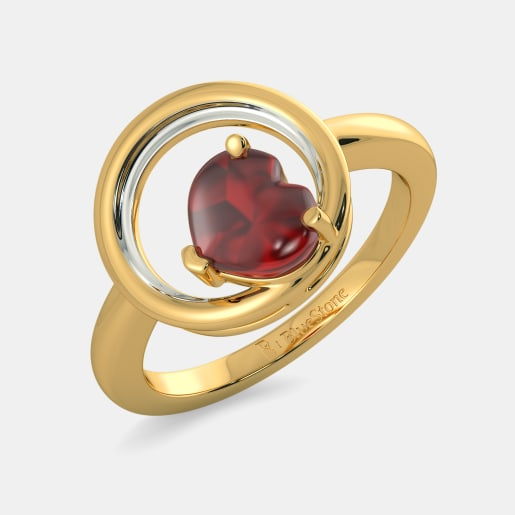 The Just Say Love Ring