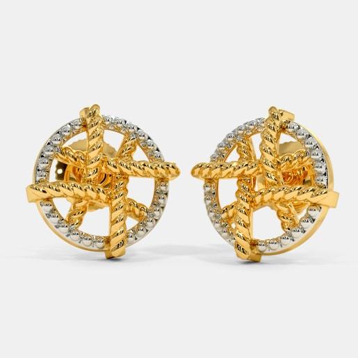 The Twine Stud Earrings