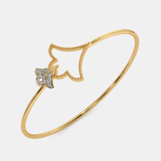 The Eliso Toggle Bangle