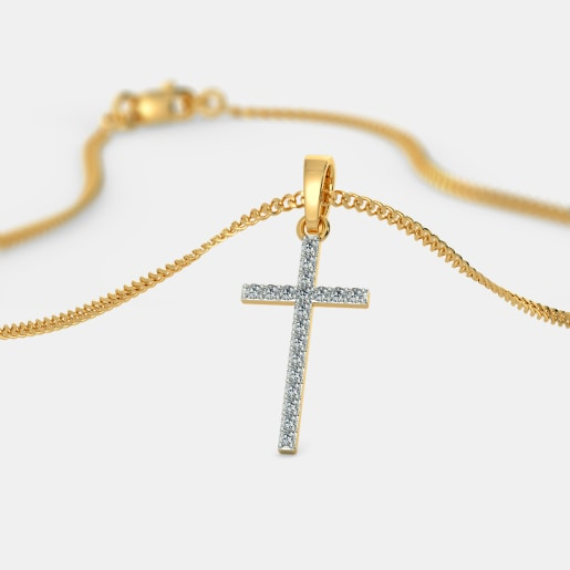 The Annot Cross Pendant