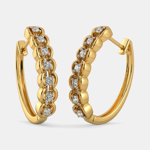 The Isara Hoop Earrings