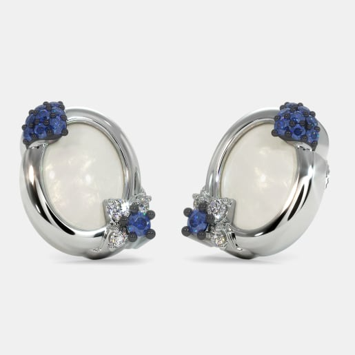 The Nabila Stud Earrings