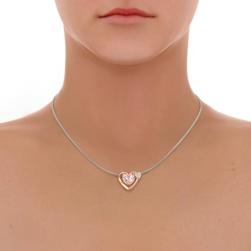The Greshma Heart Pendant