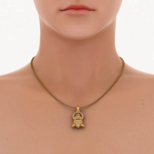 The Jai Hanuman Pendant