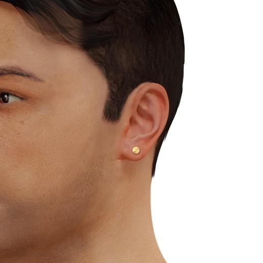 The Vikrant Earring For Him
