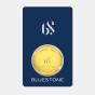 20 gram 24 KT Gold CoinCertificate
