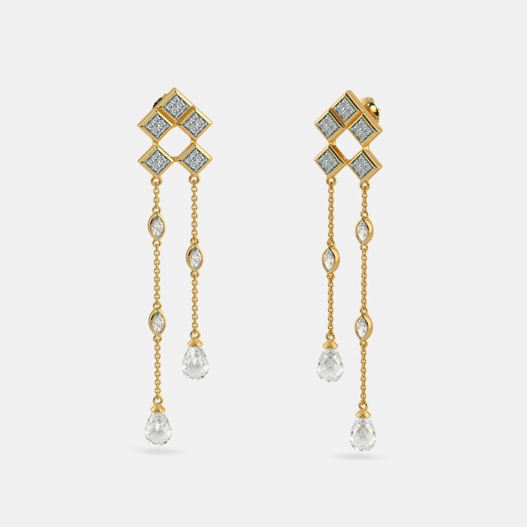 The Tanaz Drop Earrings