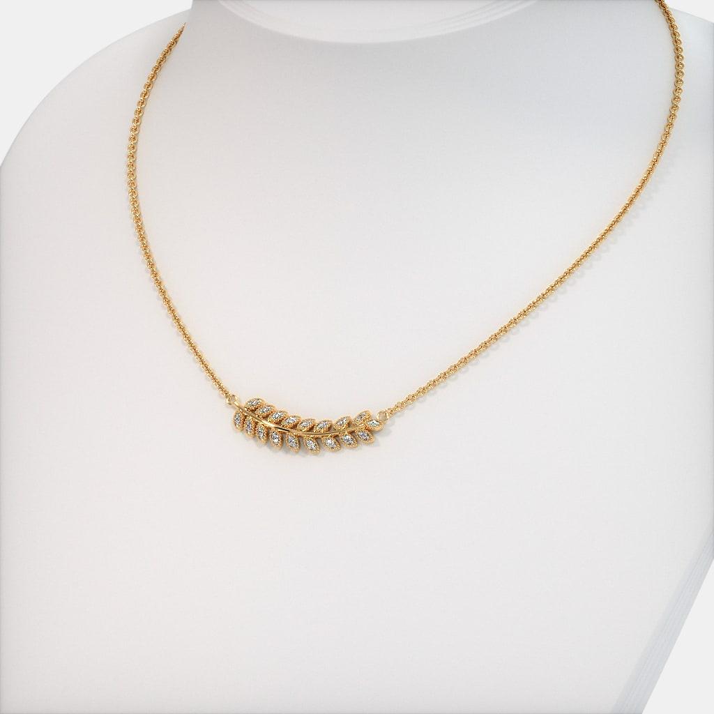 The Inez Bar Necklace