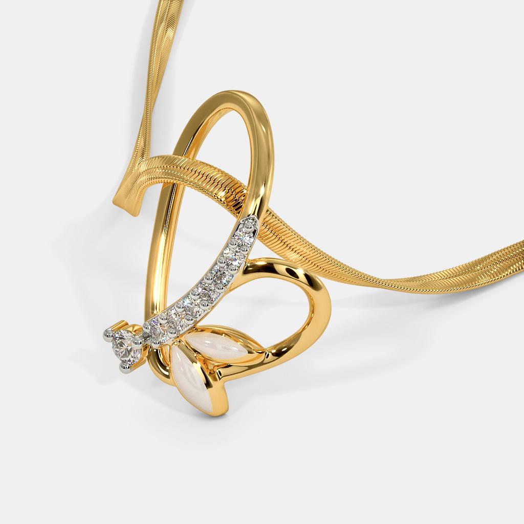 The Alaina Fairy Pendant