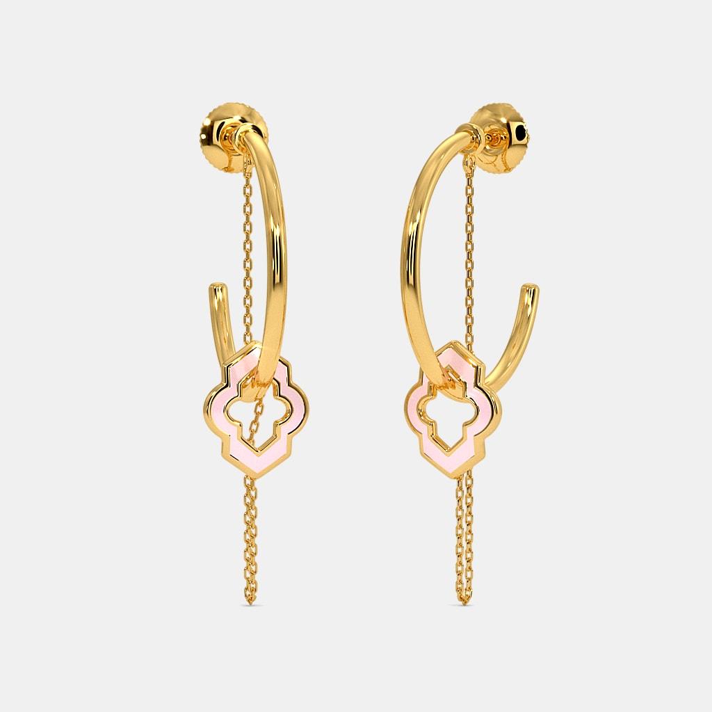 The Irvaana Hoop Earrings