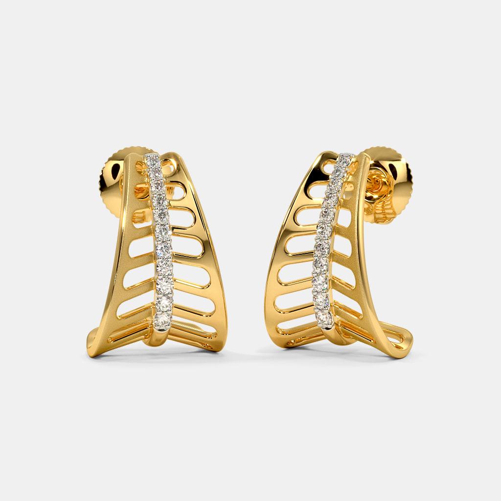 The Sarafa Hoop Earrings