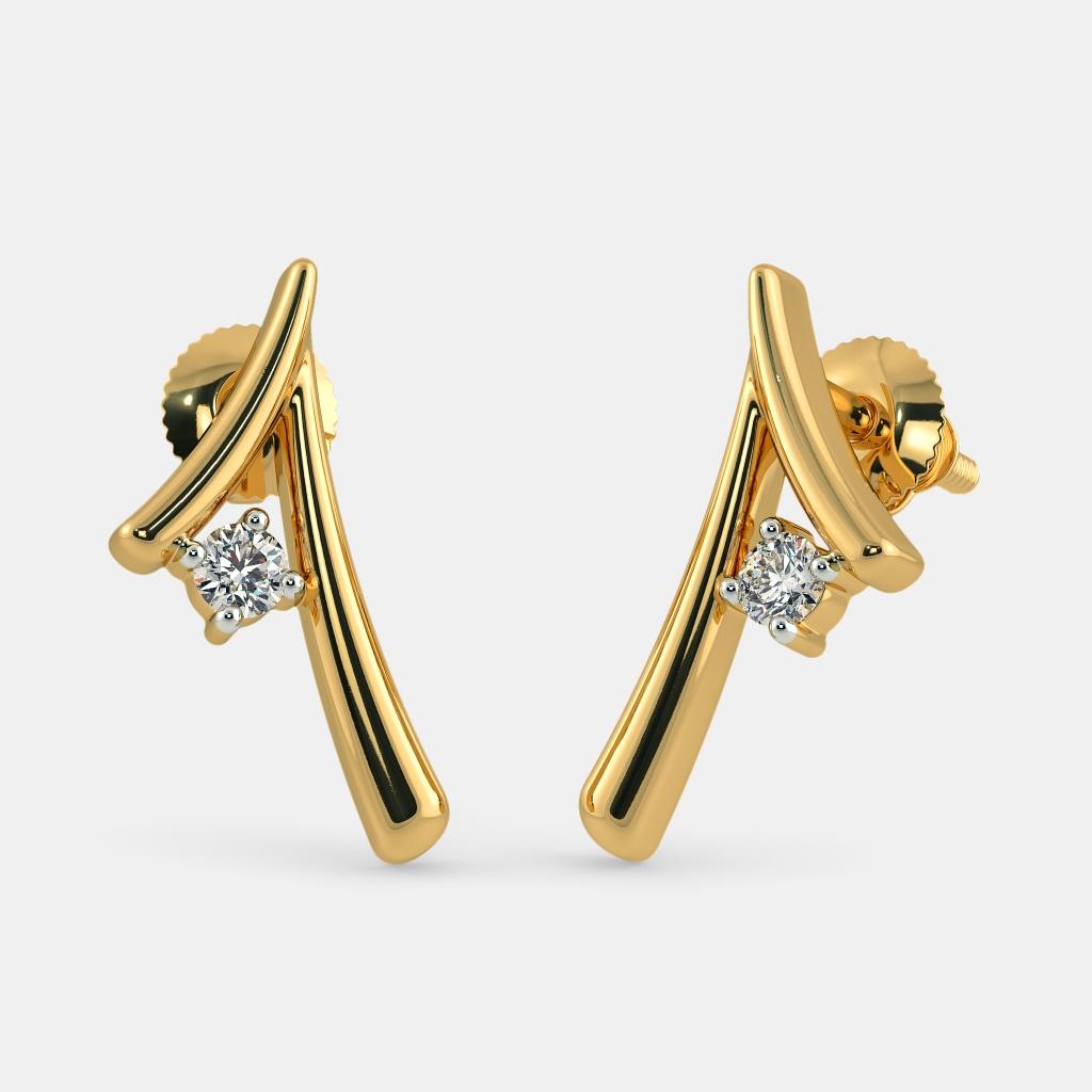The Serena Earrings