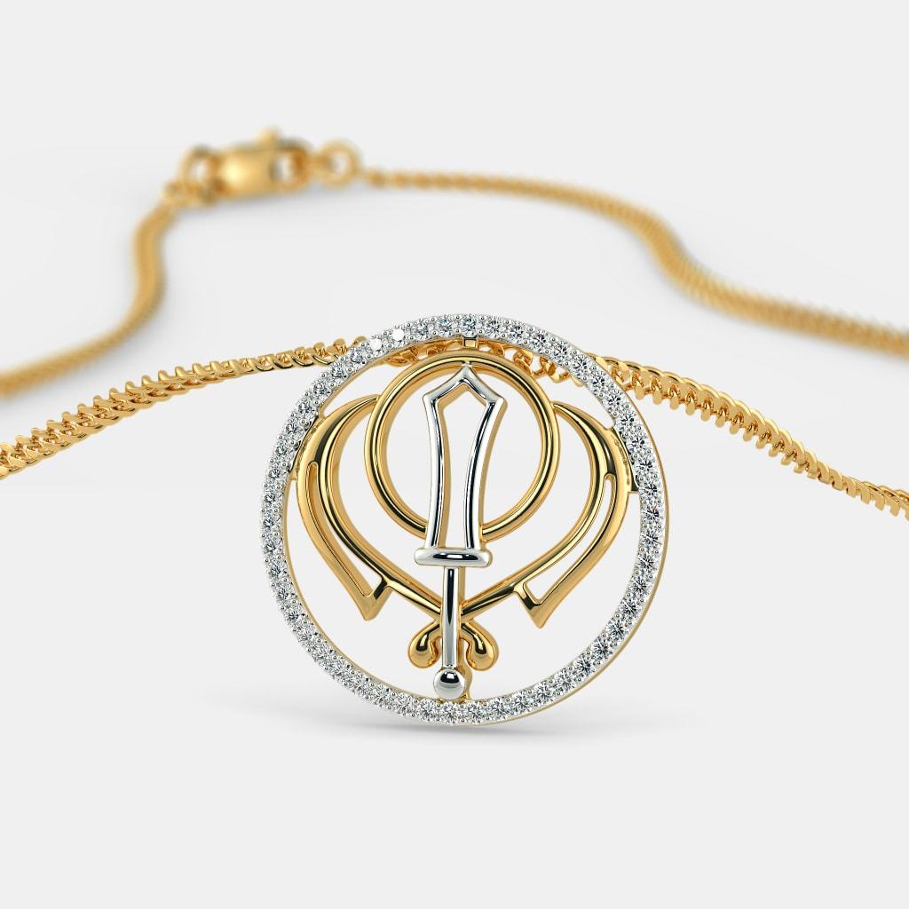 The Khanda Pendant