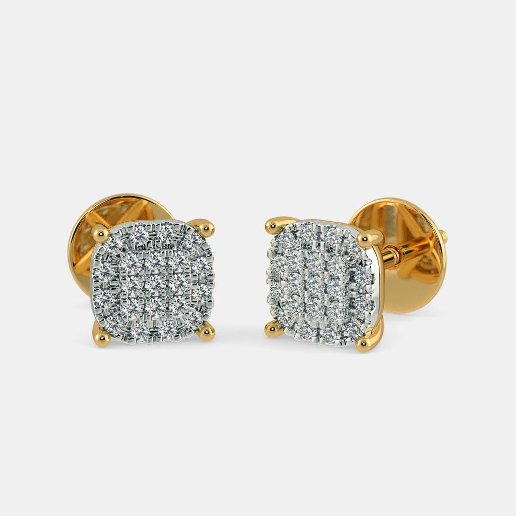 The Celeste Stud Earrings
