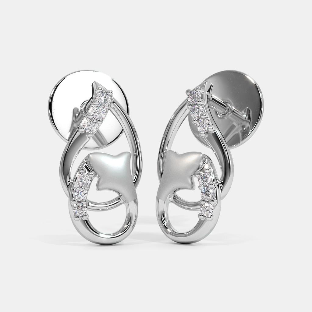 The Gabella Stud Earrings