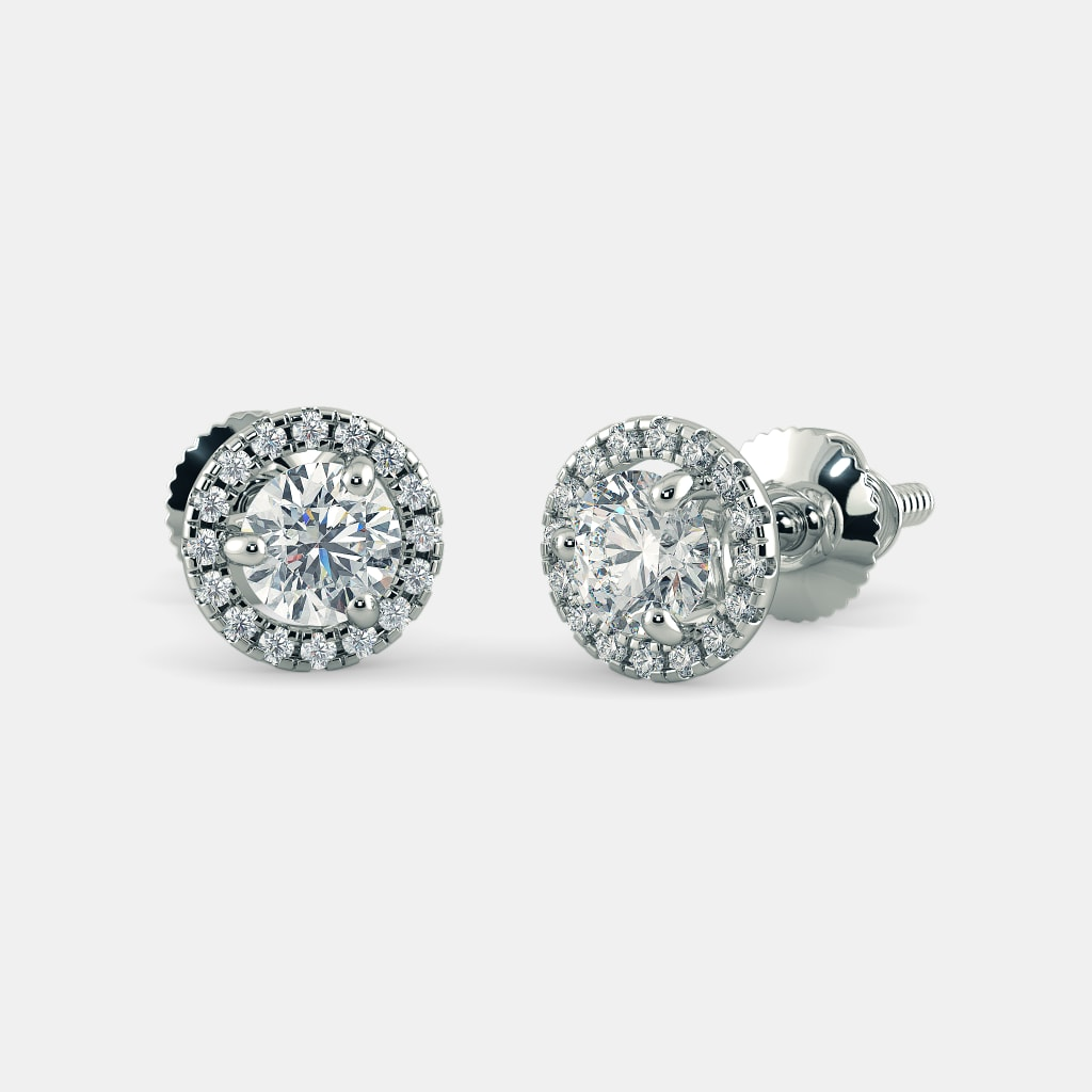 99c695974 The Forever Yours Earrings | BlueStone.com