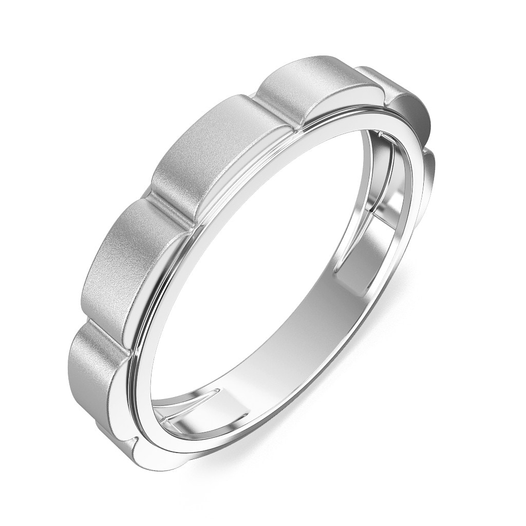 4736c40888 The Avignon Love Band for Him | BlueStone.com