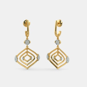 The Amalda Drop Earrings