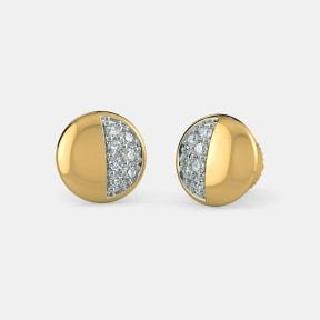 The Fern Stud Earrings