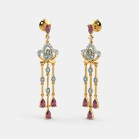 The Wardah Drop Earrings