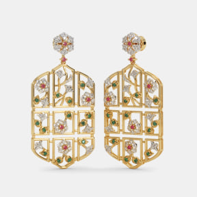 The Gul Kasdi Drop Earrings