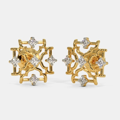 The Gujari Stud Earrings