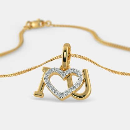 The Love Recital Pendant