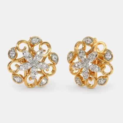 The Braelyn Multiwearable Stud Earrings