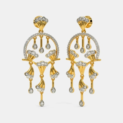 The Cicely Drop Earrings