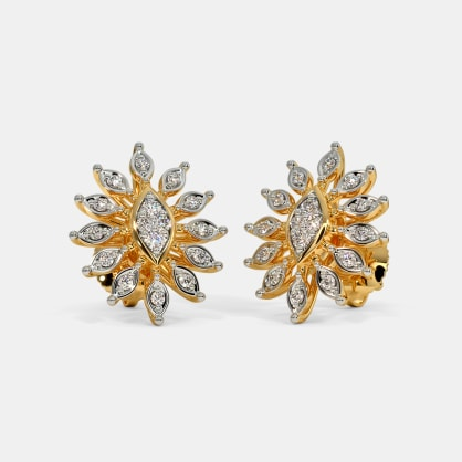 The Asra Stud Earrings