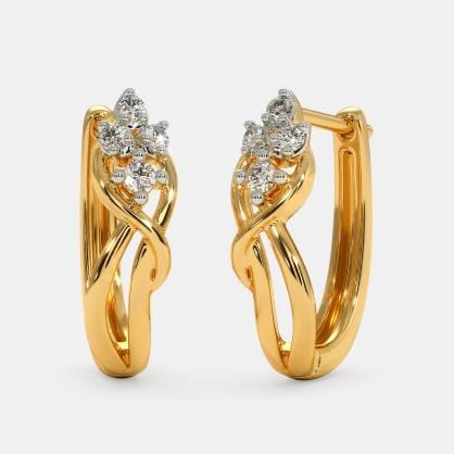 The Crissebella Hoop Earrings