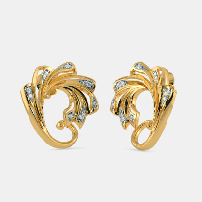The Aarunya Hoop Earrings