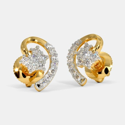 The Aubrey Stud Earrings